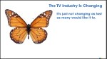 the tv industry is changing 1