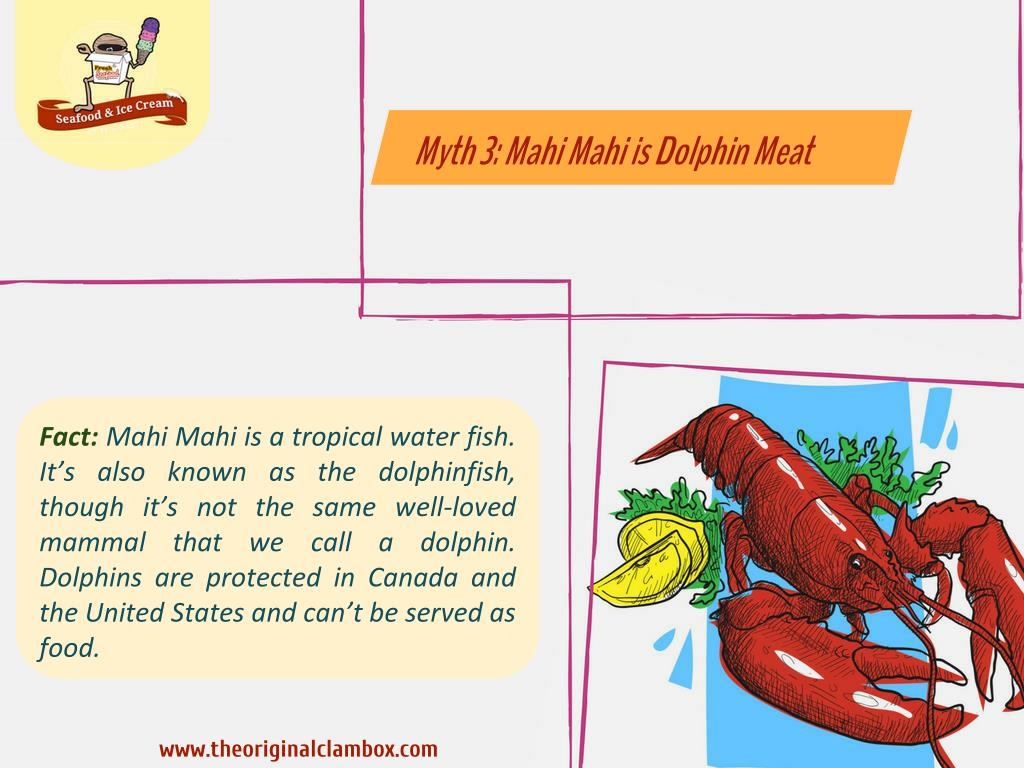 ppt  7 interesting seafood myths and facts powerpoint