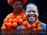 a supporter of kenyan opposition national super