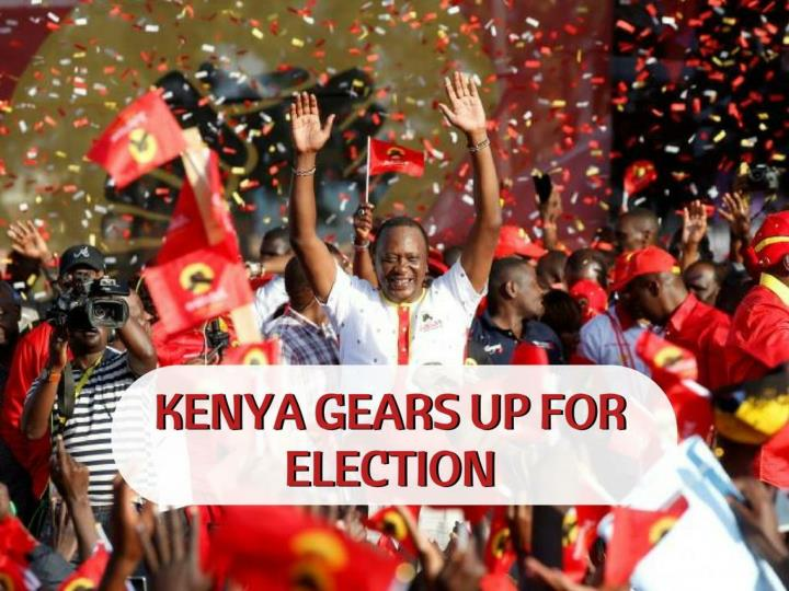 kenya gears up for election n.