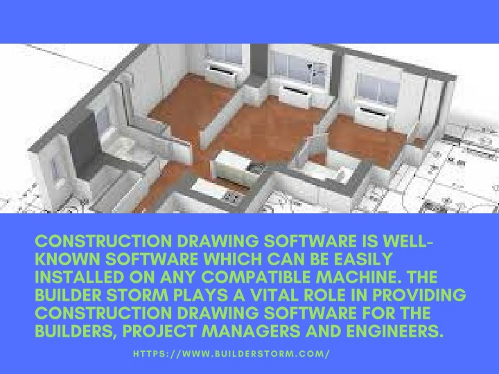 Ppt construction drawing software powerpoint for Construction drawing program