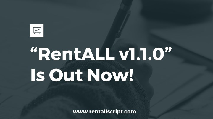 rentall v1 1 0 is out now n.