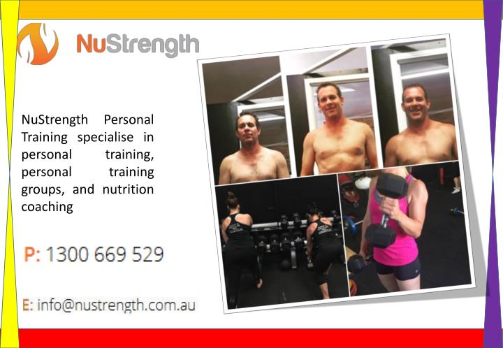 nustrength personal training specialise n.