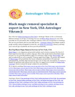 black magic removal specialist expert in new york
