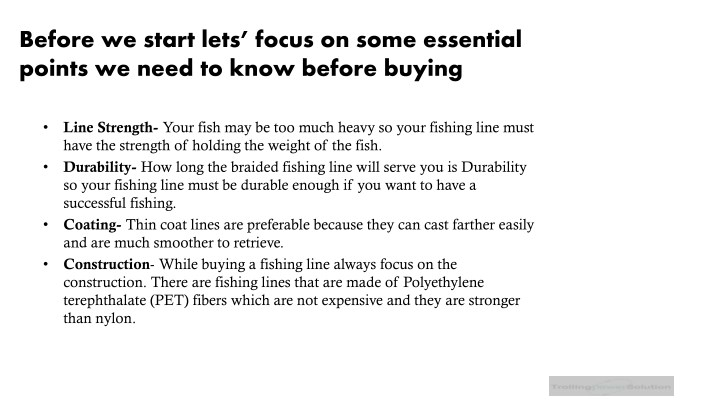 Before we start lets focus on some essential