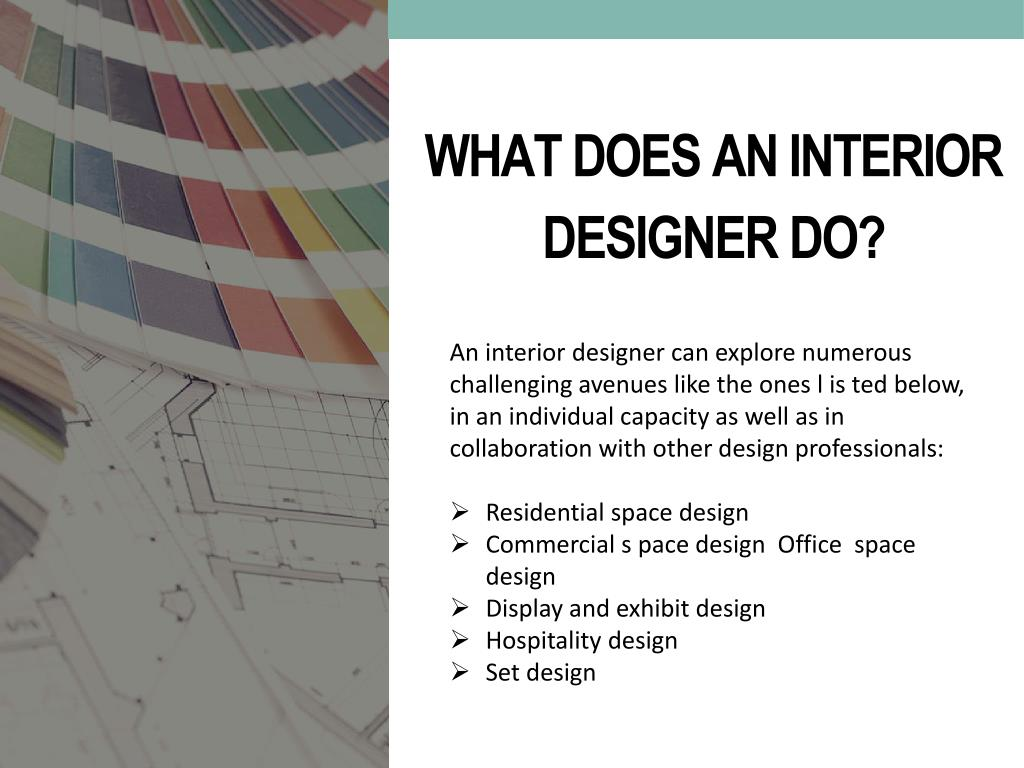 PPT - All about the interior Design Course PowerPoint Presentation, free download - ID:7660877