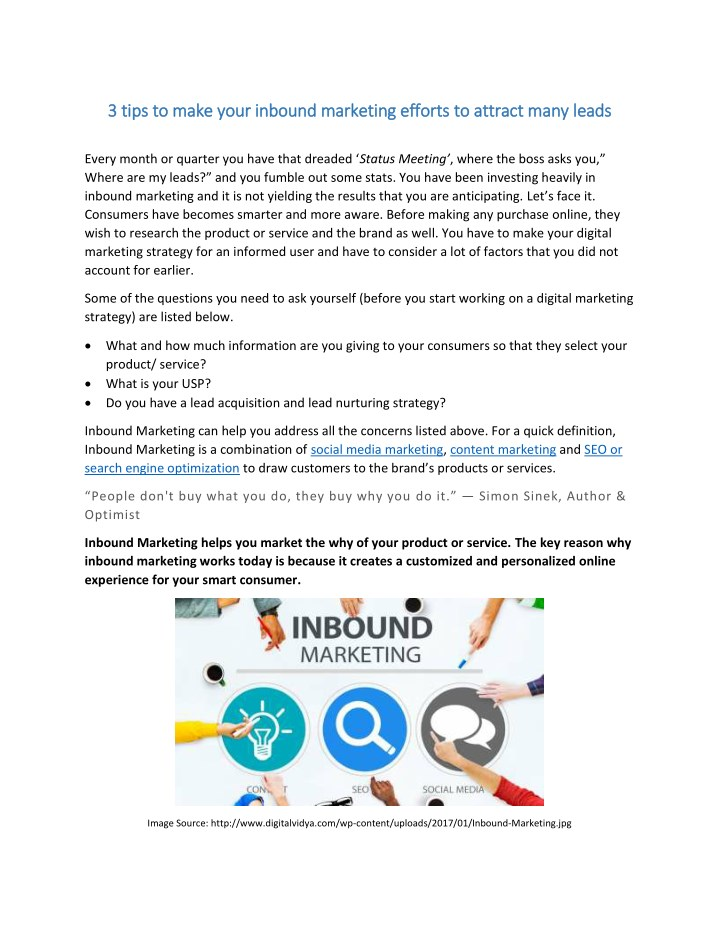 3 3 tips tips to make your inbound marketing n.