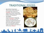 traditional foods