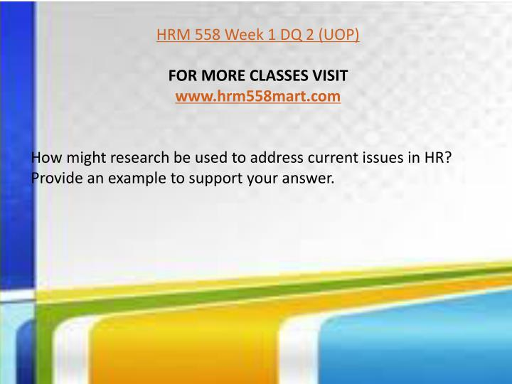 hrm 558 week 2 dq 2 This discussion presents the opportunity for you to address the inequality of access to health care in the united states using moral and ethical reasoning.