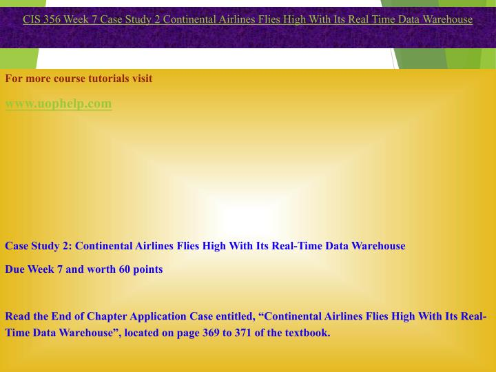 case study continental airlines this call is being monitored Safety, quality control, or reliability although some experts believe that safety is being  continental airlines, delta airlines, jet blue airways, northwest airlines, southwest airlines,  offshoring of airline maintenance: implications for domestic jobs and aviation safety.