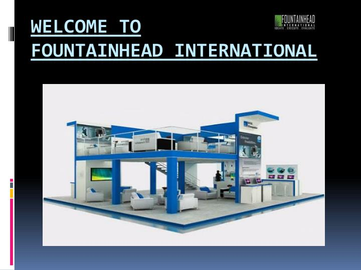 Exhibition Stand Building in Dubai for Best Design of Trade Show