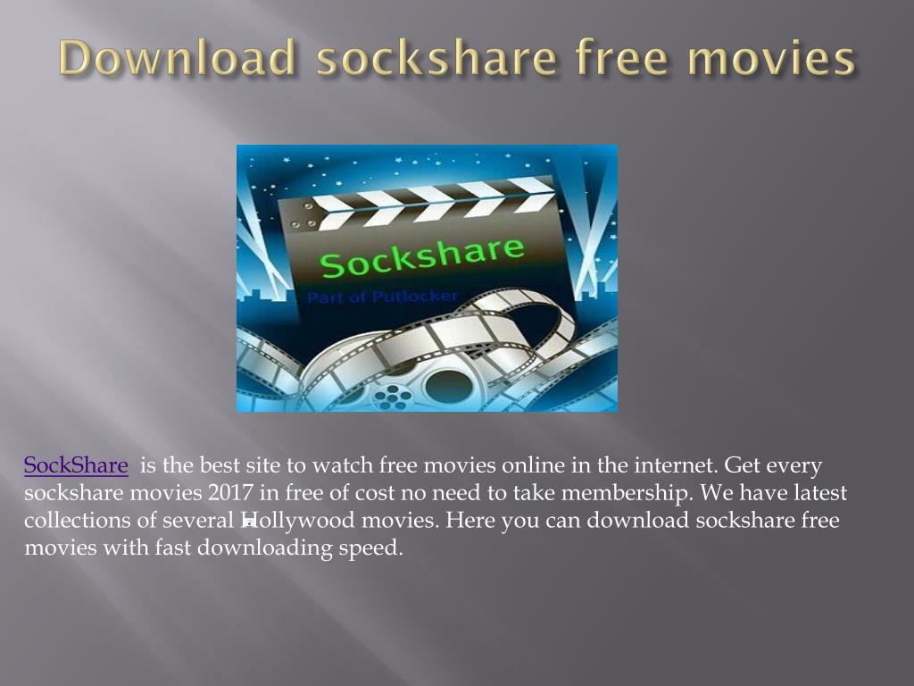 PPT - Download sockshare free movies PowerPoint Presentation, free download  - ID:7664847