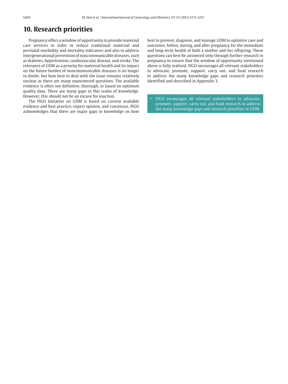 PPT - International Journal of GYNECOLOGY & OBSTETRICS by