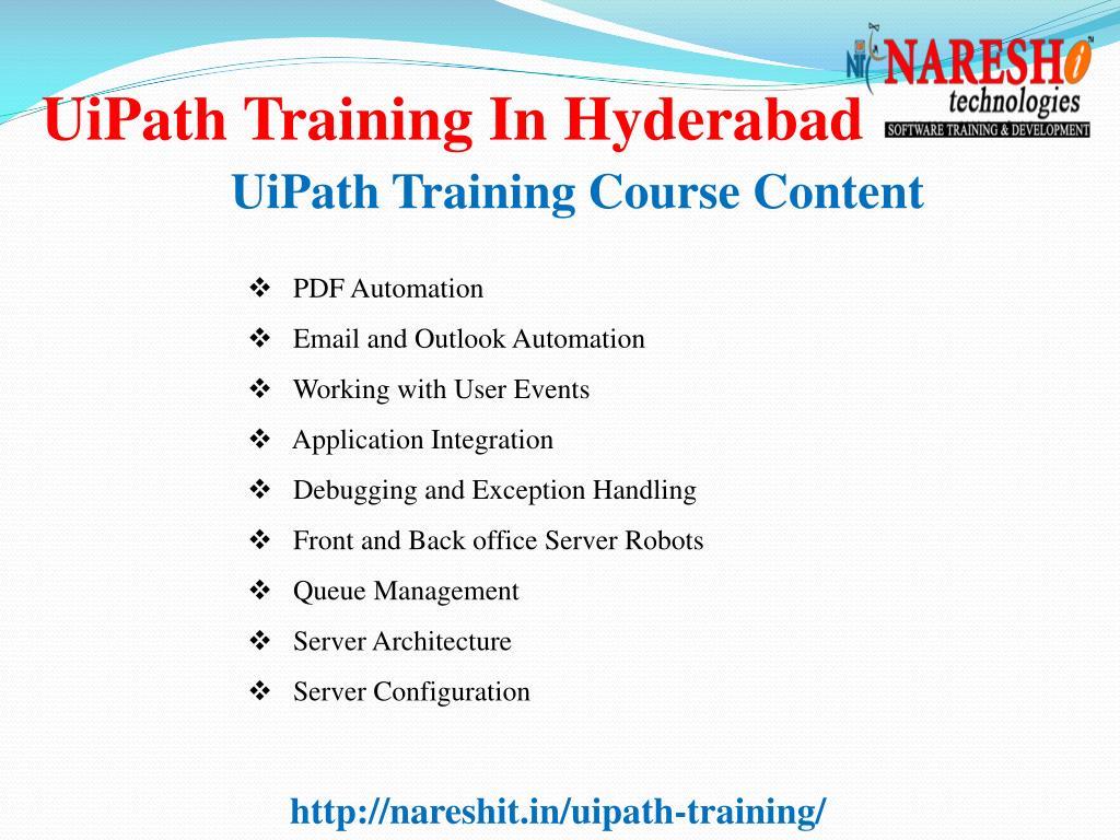 Uipath Server