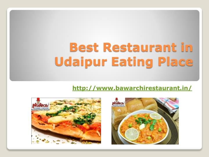 best restaurant in udaipur eating place n.