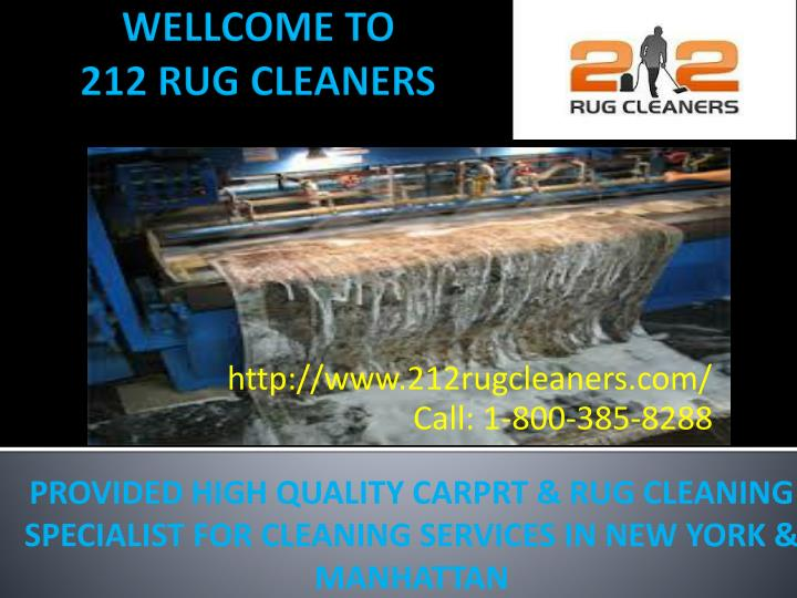 PPT - oriental rug cleaning nyc