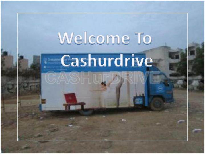 welcome to cashurdrive n.
