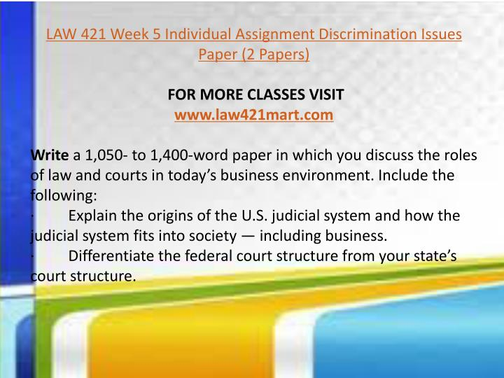 law 421 Law 421 individual assignment: case scenario: big time toymaker tonia a cutchin, mba, jd the definition of a contract is a promise or a set of promises enforceable by law, (melvin, 2011, p 126.
