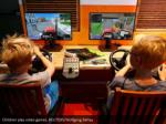 children play video games reuters wolfgang rattay