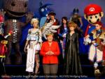 german chancellor angela merkel opens gamescom