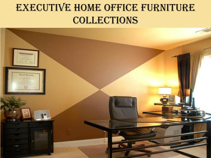 Ppt Executive Home Office Furniture