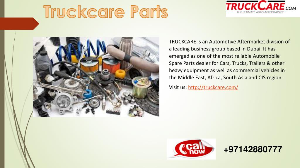 PPT - Truckcare PowerPoint Presentation - ID:7674222