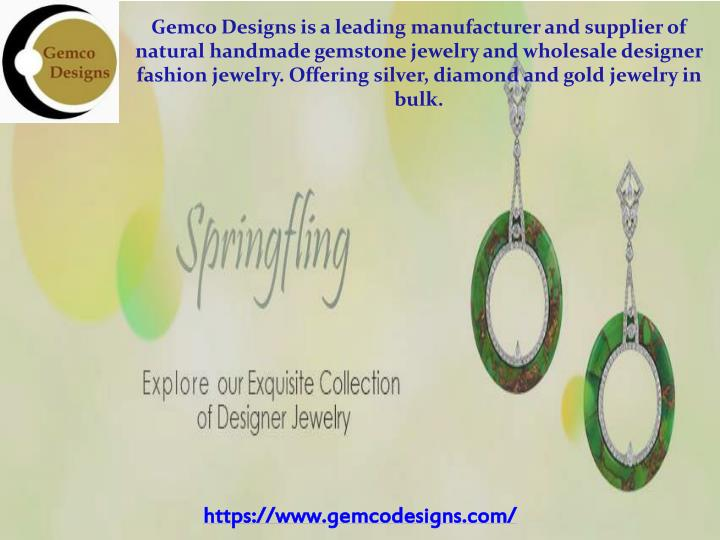 gemco designs is a leading manufacturer n.