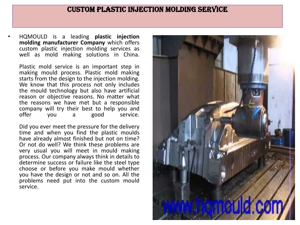 Mold Making Services