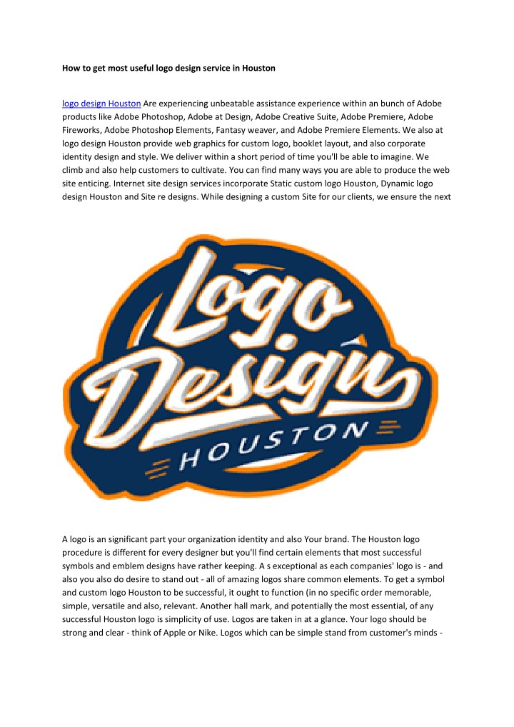 how to get most useful logo design service n.