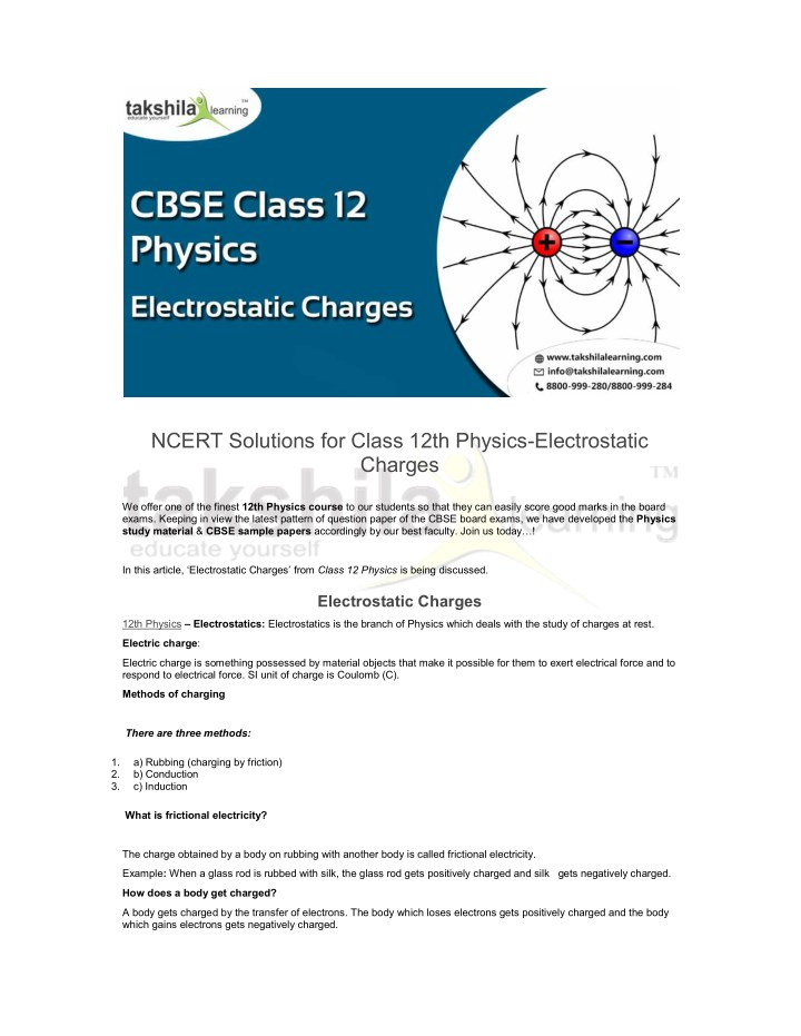 ncert solutions for class 12th physics n.
