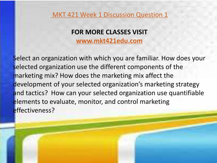 mkt 421 week 5 team paper and power point As a learning team choose a brand (different from the week 3 learning team assignment) and a related brand strategy create a microsoft ® powerpoint ® presentation, prezi, or vimeo video, etc which illustrates one traditional media option (print, tv, radio, billboard, etc) and one new (social media) media option for your brand and brand.