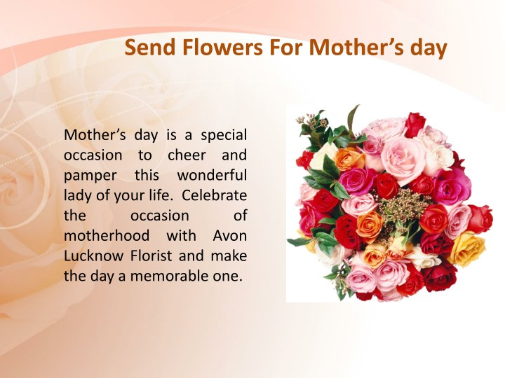 Ppt Send Flowers To Lucknow Powerpoint Presentation Id