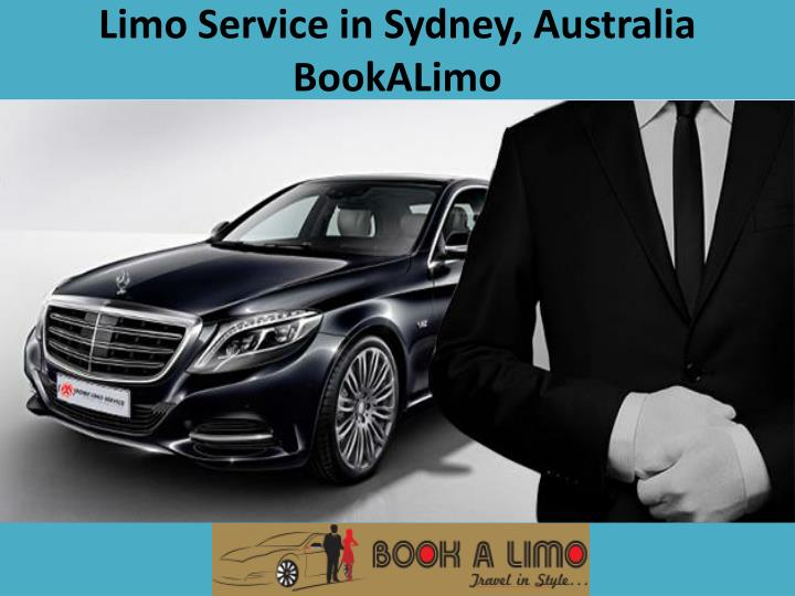 limo service in sydney australia bookalimo n.