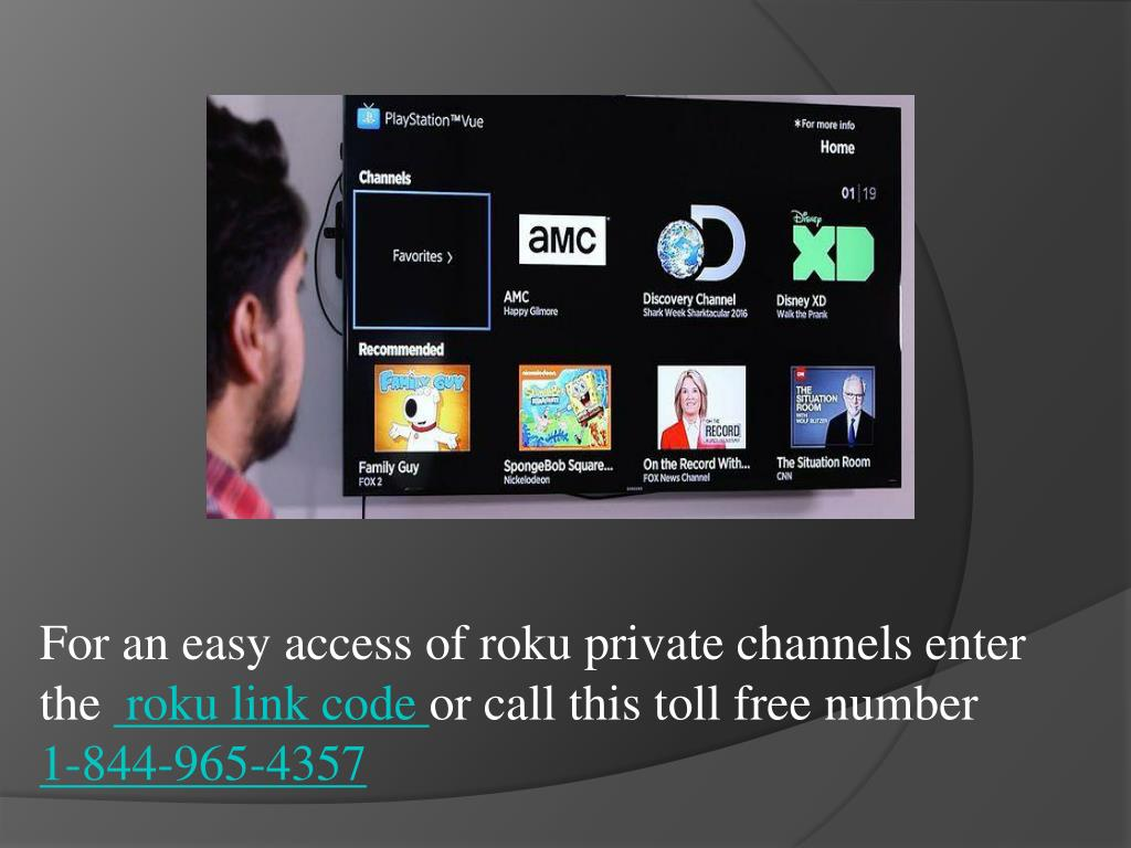 PPT - Private channels on roku PowerPoint Presentation - ID