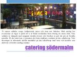 catering s dermalm