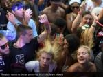 revelers dance as getter performs reuters mark