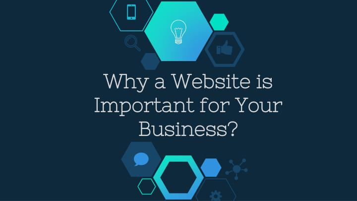 why a website is important for your business n.