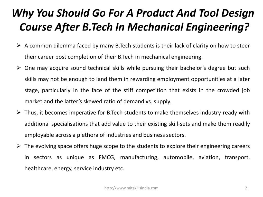PPT - Why You Should Go For A CAD CAM Course or Product And Tool
