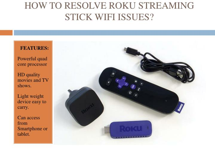 PPT - How to solve roku stick problem PowerPoint
