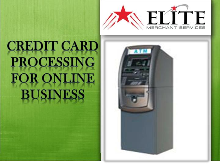 Ppt credit card processing for online business powerpoint credit card processing for online business colourmoves