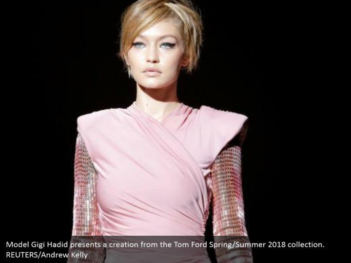 Tom Ford Fashion Designer Ppt