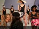 models present creations from the eugenia