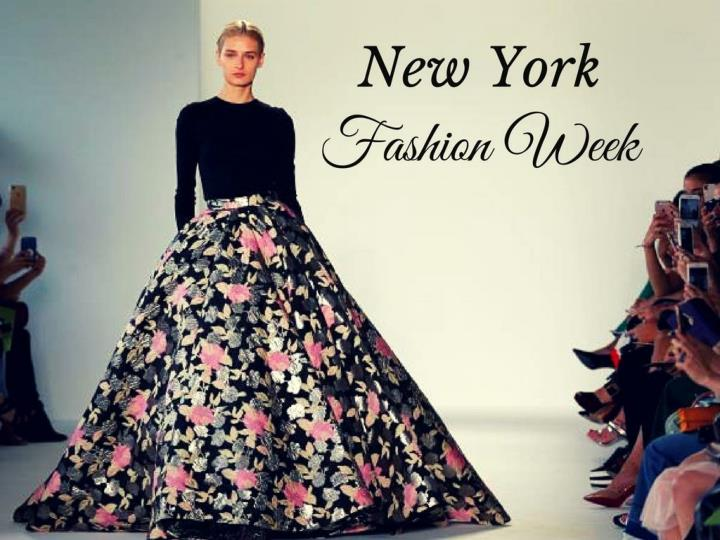 new york fashion week n.