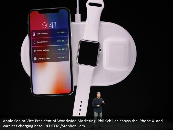 Apple senior vice president of worldwide
