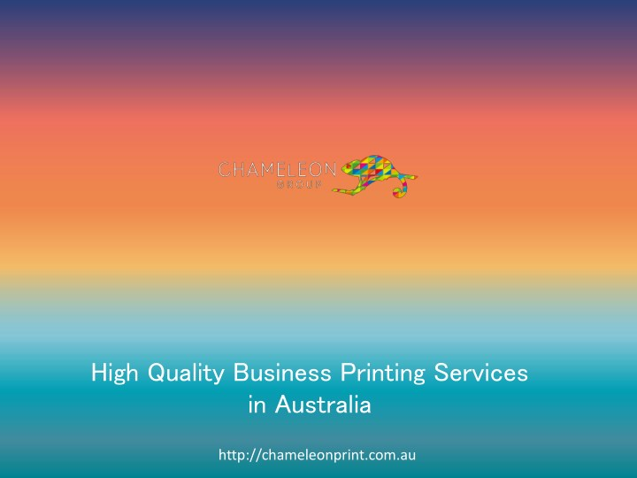 high quality business printing services n.