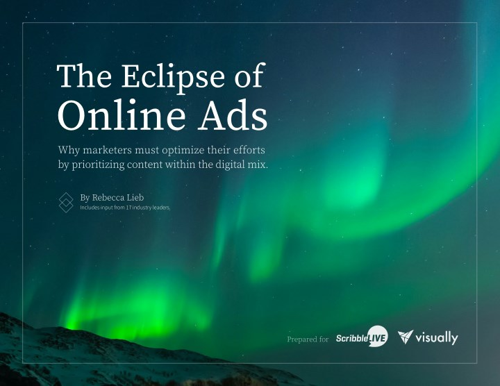 the eclipse of online ads why marketers must n.