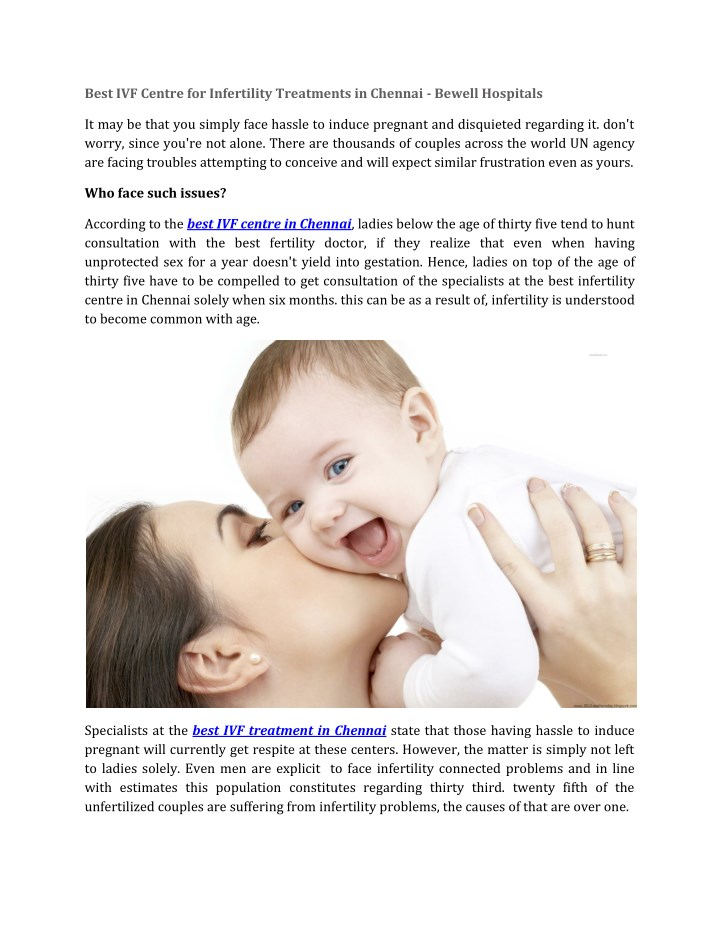 best ivf centre for infertility treatments n.
