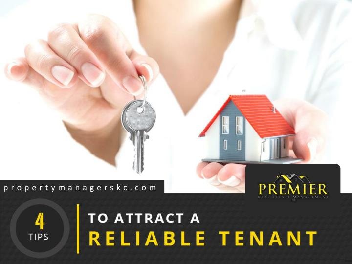 4 tips to attract a reliable tenant n.