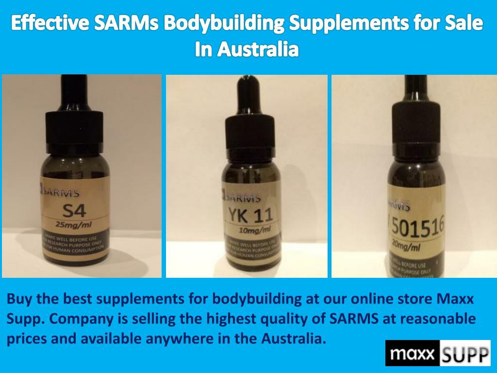 PPT - Get Effective Ostarine MK 2866 SARMs Online In Australia