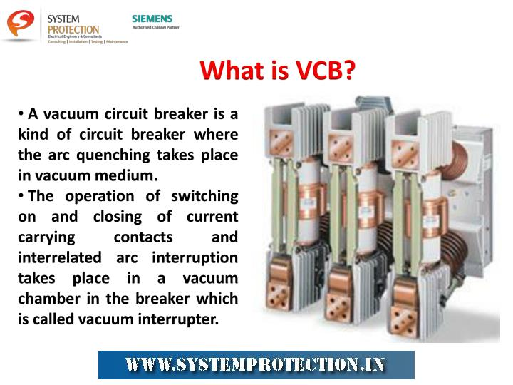 VCB: Vacuum Circuit Breaker (VCB) Working And